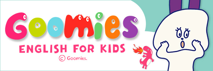 Goomies ENGLISH FOR KIDS